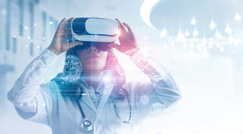 Virtual Reality Healthcare