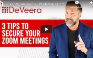 Zoom Meetings Security In Salinas California